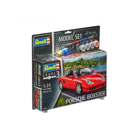 Revell 67690 Porsche Boxster 'Gift Set'