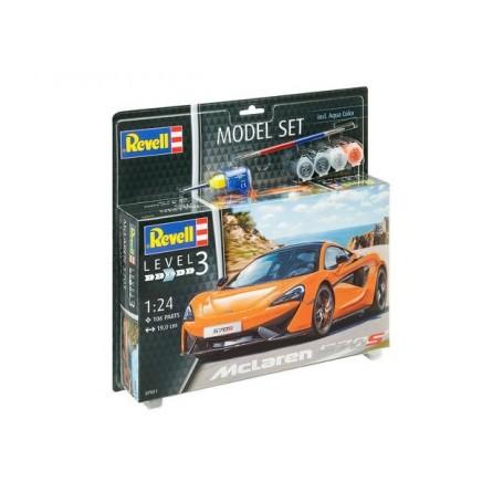 Revell 67051 Model Set McLaren 570S