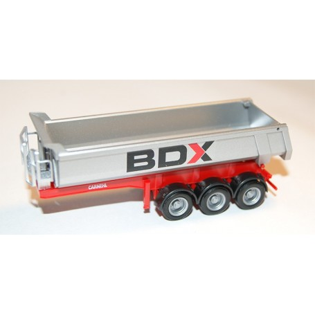 AHM AH-676 Carnehl dump trailer 3-axle 'BDX'