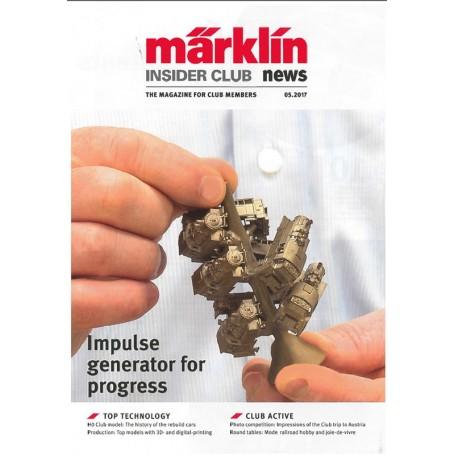 Märklin INS52017 Märklin Insider 05/2017