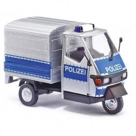"""Busch 60054 Piaggio Ape 50 """"Polizei"""""""