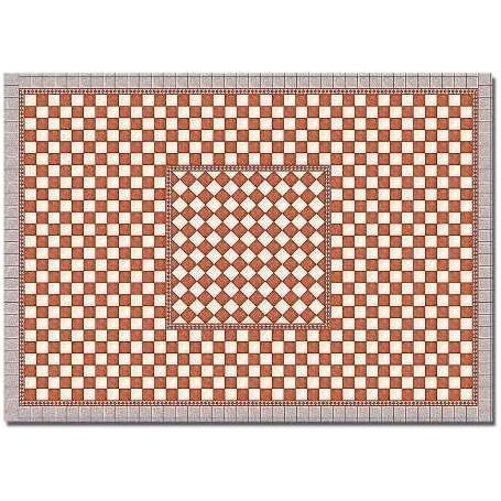 Busch 7413 Dekorplatta, mått 210 x 148 mm