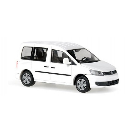 Rietze 11872 VW Caddy Bus 2011, polarvit