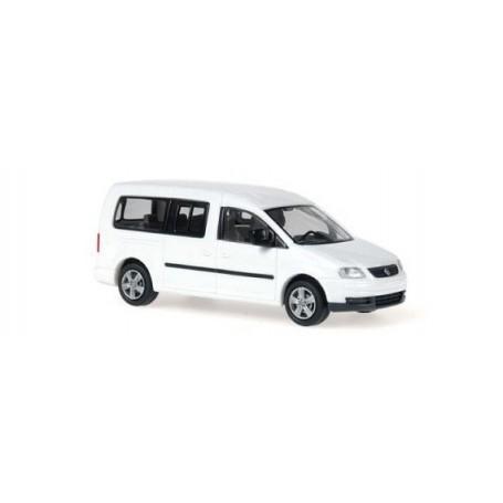 Rietze 11702 VW Caddy Maxi Bus 2007, vit