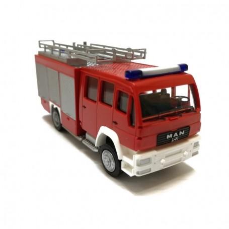Rietze 68236 Brandbil Schlingmann MAN HLF M2000