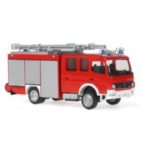 Rietze 68232 Brandbil Schlingmann MB Atego HLF 98