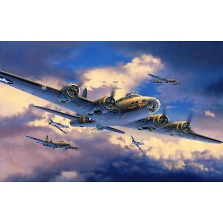 Revell 04279 Flygplan B-17F Memphis Belle