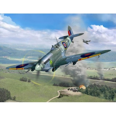 Revell 03927 Flygplan Supermarine Spitfire Mk.IXc