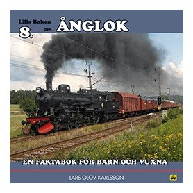 Media BOK249 Lilla boken 8 - Om ånglok