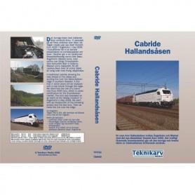 Teknikarv TAM40 Cabride Hallandsåsen, DVD