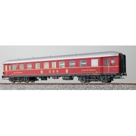 ESU 36151 Sovvagn B4üL WL 19112 typ DB, röd