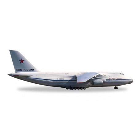 Herpa 530095 Russian Air Force Antonov AN-124