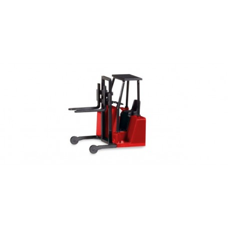 Herpa 053860 Accessories forklifter with bumper, (Content: 3 pieces)
