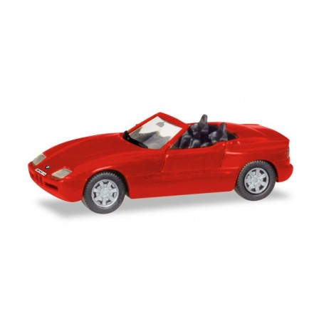 """Herpa 028912 BMW Z1 Roadster """"Herpa-H-Edition"""" (with printed license plates)"""