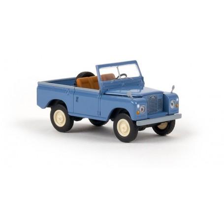 Brekina 13851 Land Rover 88, blå