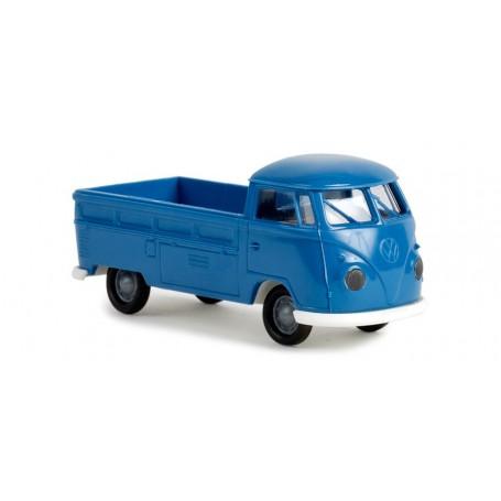 """Brekina 32958.1 VW Flak T1b """"Economy"""", mörkblå"""