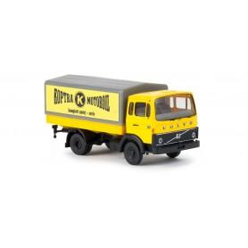 "Brekina 34757 Lastbil Volvo F613 med skåp ""Koptra Motoroil"""