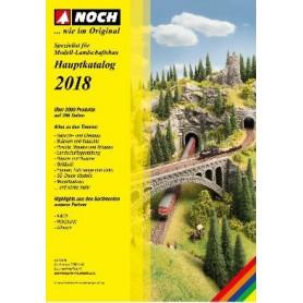 Media KAT424 Noch Katalog 2018, tyska