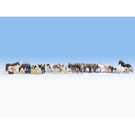 """Noch 16049 Mega Economy Set """"Animals"""""""