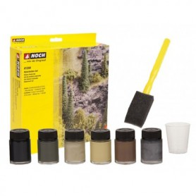 Noch 61200 Nature Paints Set
