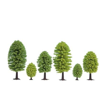 Noch 32801 Lövfällande träd, 25 st, 3,5 - 5 cm höga