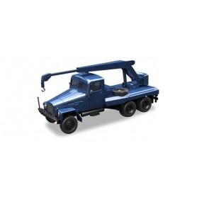 Herpa 308106 IFA G5 Cranetruck, blue