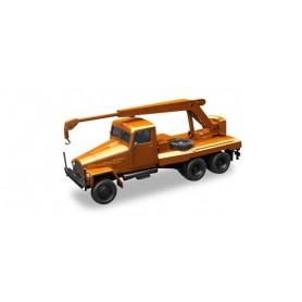 Herpa 308113 IFA G5 Cranetruck, orange