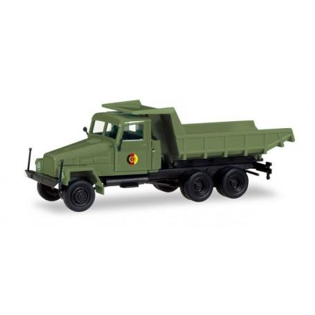 "Herpa 746083 IFA G5 Truck mounted tipper ""NVA"""