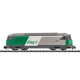 Trix 12189 Diesellok klass BB 67300 SNCF, FRET