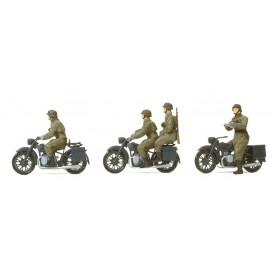 Preiser 16598 Motorcyklister, EDW