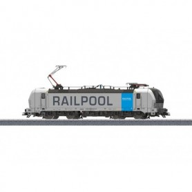 "Märklin 36190 Ellok klass 193 ""Railpool"""