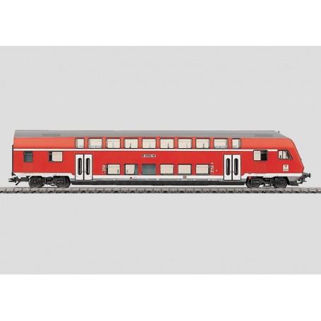 Märklin 43586 Kontrollvagn 2:a klass typ DBbzf 761 DB AG