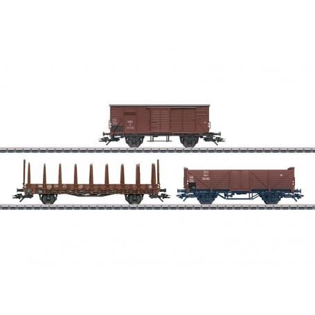 Märklin 46392 Vagnsset med 3 godsvagnar typ ÖBB