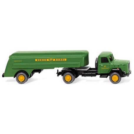 "Wiking 80048 Tanker truck (Mag. Sat.) ""BP"""