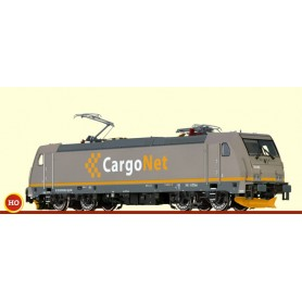 "Brawa 43992 Ellok klass Ce 119 ""CargoNet"" ljudmodul"