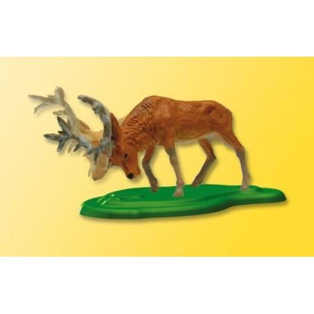 Viessmann 1580 Deer with movable head