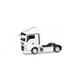 Herpa 308342 MAN TGX XLX Euro 6c rigid tractor, white