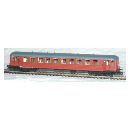 Pa Sporet 500.8 Personvagn SJ B6 3759 1970-1985
