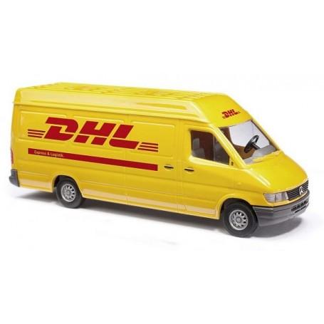 """Busch 47851 Mercedes Benz Sprinter """"DHL"""""""