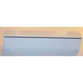 AMW 90641 Container 45' växel, gardin, vit, omärkt