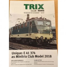 Trix CLUB62017 Trix Club 06/2017