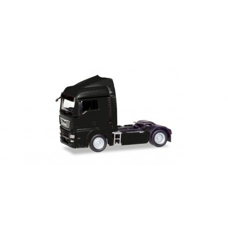 Herpa 308335 MAN TGX XLX Euro 6c rigid tractor, black