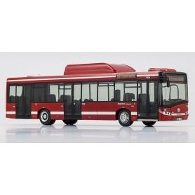 "VK Modelle 19483 Buss Solaris U12 CNG ""SL Stockholms Lokaltrafik"" 7404, Linje 59 ""Centralen"""