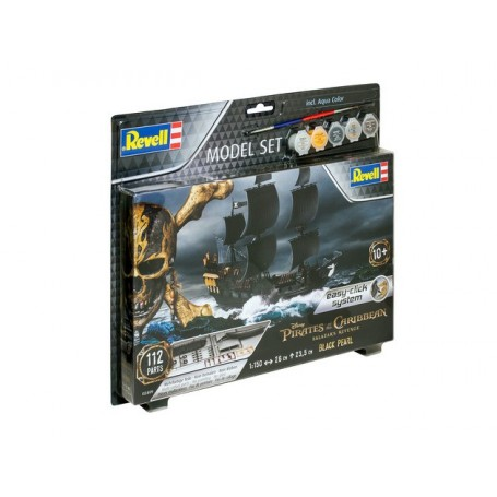 "Revell 65499 Black Pearl ""Gift Set"" ""Easy-Click System"""