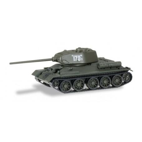 "Herpa 745727 Main battle tank T-34/85 4. Guard armored army ""Schlacht um Berlin"""