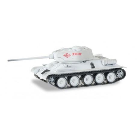 "Herpa 745796 Main battle tank T-34/85 Winter camouflage ""Kampf um Leningrad 1944"""