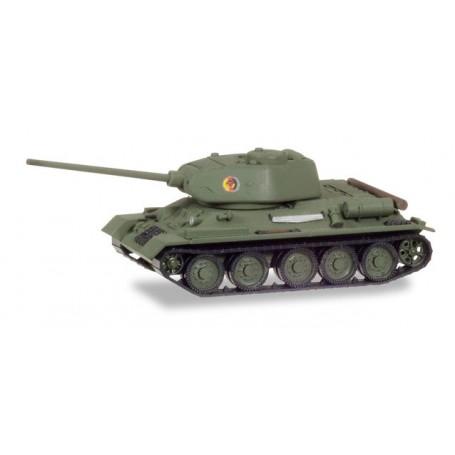 """Herpa 745888 Main battle tank T-34/85 """"NVA"""""""