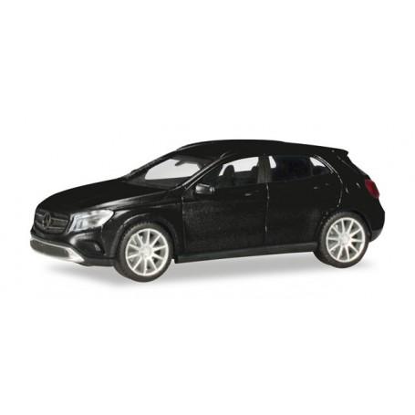 Herpa 038317.2 Mercedes-Benz GLA class, cosmos black metallic