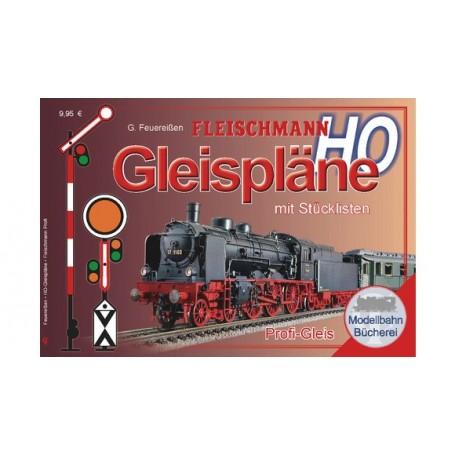 Fleischmann 81398 Manual FLEISCHMANN H0 PROFI tracks with ballast bed
