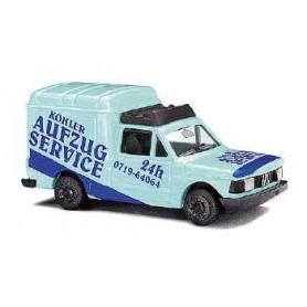 "Busch 40102 Fiat Fiorino ""Aufzug Service"""